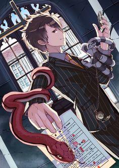 (http://www.pixiv.net/member_illust.php?mode=medium&illust_id=31840047) #anime #illustration