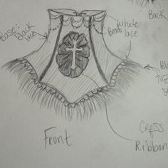 Gothic Lolita Neck Corset  This site is great for lots of free patterns ,from sewing to knitting.Join free and patterns are free!!