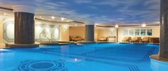 Retreat to The Ritz-Carlton, Istanbul and slip into the serene, softly lit pool for ultimate tranquility and relaxation.