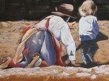 A visual display of paint works by Canadian artist Cheryl Todd Shergold. Residing in Crossfield, Alberta - Cheryl paints in oils, acrylics and watercolor. Visual Display, Canadian Artists, Stretched Canvas, Cheryl, That Way, Oil, In This Moment, Watercolor, Artwork