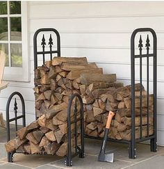 could possibly use an old head/footboard to create this