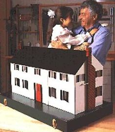 If you are like most and do not have room for a dollhouse then this is the plan…