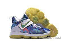 quality design 466b8 c90d6 Nike LeBron 14 SBR Rio Neon Light In The Dark Top Deals