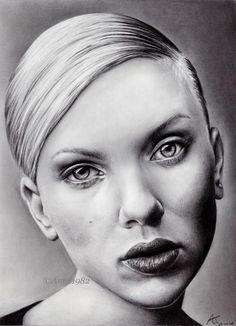 Realistic Drawings by Anne Teubert | Cuded
