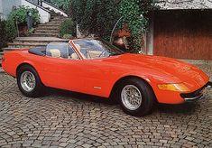 Ferrari 365 GTS/4 Daytona Spider • 1972