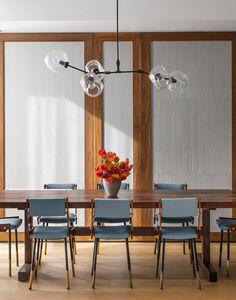 Apartamento   NYC   wUNDERground e Damon Liss Design