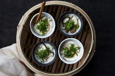Chawan-mushi (Japanese steamed savoury custard) Recipe - Japanese | Good Food