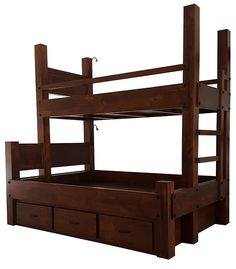twin XL bunk Beds