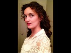 How to: Christine Daae Hair <<< MUST DO THIS!!!!!! :D !!!!!!!!