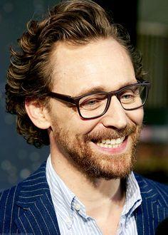 The deliciousTom Hiddleston.