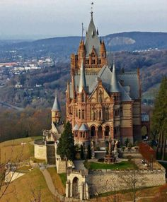 Dragon Castle, Germany Wonderful Castles In The World