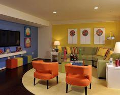 playroom- fun decor