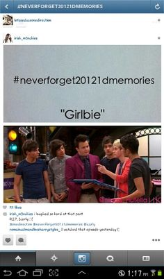 #Neverforget20121dmemories common name in America not like u would know that or anything
