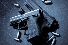Heckler & Koch USP Compact .45 Auto Find our speedloader now! http://www.amazon.com/shops/raeind