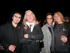 "Tony Iommi on Facebook (12-Nov-2010): ""Classic Rock Awards 2010: Tony, Biff, Glenn Hughes and Joe Elliott"""