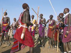 Traditional Zimbabwe Shona Dance