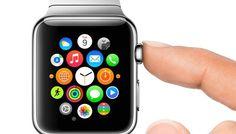 Imágenes de la Apple Watch app en el iPhone 6