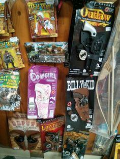 Pointlessly gendered toy guns (thanks Lauren!)