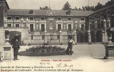 Aranjuez, Casa del Labrador
