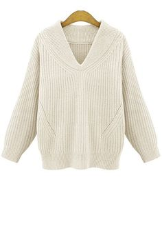 winter white knit...