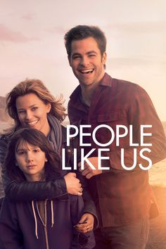 A MUST SEE MOVIE.... People Like Us - Great movie of disfunction that ended as 1 family!