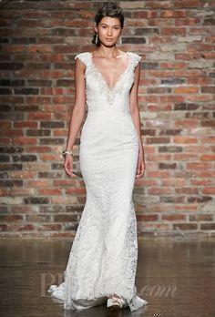 Alvina Valenta Wedding Dresses Spring 2014 Bridal Runway Shows | Wedding Dresses Style | Brides.com