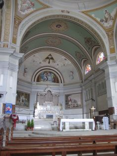 Catedral Metropolitana de Juiz de Fora - City cathedral in Juiz de Fora - Brazil