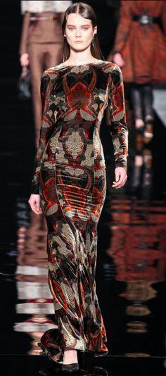 Etro / AW 2014 / High Fashion / Ethnic & Oriental / Carpet & Kilim & Tiles & Prints & Embroidery Inspiration /