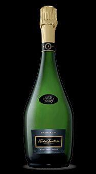 Champagne Nicolas Feuillatte Cuvée Spéciale Millésime 2007
