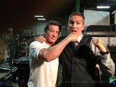This new clip of Escape Plan, the upcoming action thriller directed by Mikael Hafstrom, features a scene with Sylvester Stallone and Jim Caviezel: James Caviezel, John Reese, Escape Plan, Person Of Interest, Tv Couples, New Clip, The Expendables, Most Handsome Men, Sylvester Stallone