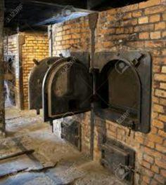 Cremation Ovens in Auschwitz