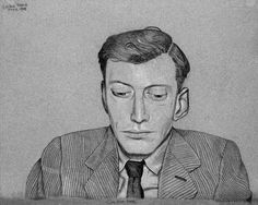 lucian freud drawings - Google Search