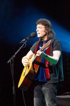 Steve Hackett Acolyte à Wolflight avec Genesis Revisited Tour - Southend…