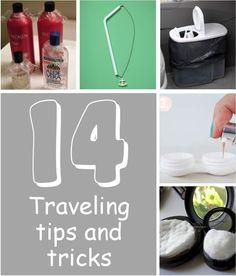 DIY Home Sweet Home: 14 Traveling Tips & Tricks