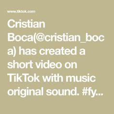 Cristian Boca(@cristian_boca) has created a short video on TikTok with music original sound. #fyp #cooking #recipe #mamaliga #food