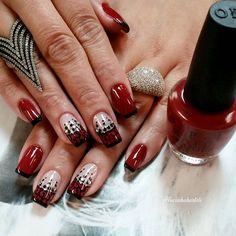 Instagram photo by @lucinhabarteli via ink361.com #nailart #nails #naildesigns