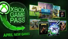 [Xbox Game Pass] April Games - Portal Knights, Cities: Skylines, and Soccer Games, Xbox One Games, Microsoft, Portal Knight, Netflix, Truck Games, Sea Of Thieves, Image Sites, Tecnologia