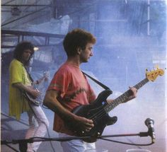 Brian and John, 1986