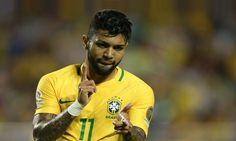 Flamengo, S�o Paulo e Cruzeiro est�o de olho em Gabigol para 2018