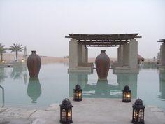 bab-al-shams - an ethereal and remote hotel outside of Dubai