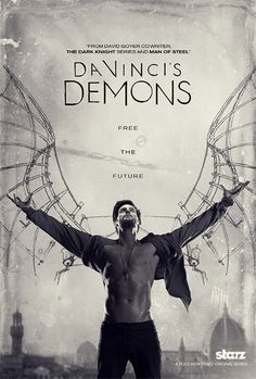 "Da Vinci's Demons - Written by David S. Goyer, the series follows the ""untold""…"