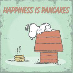 Snoopy | Pancakes