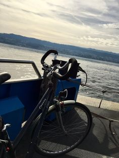 Crossing the lake with my bicycle - ferry ride from Meilen to Horgen Lake Zurich, Switzerland, Tourism, Bicycle, Activities, Adventure, World, Turismo, Bicycle Kick