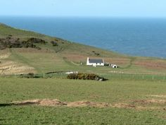 14c pilgrimage church at Y Mwnt, Ceredigion, Wales