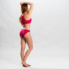 I love this colour of Lule's Sweety Bra here. Workout Gear, Bikinis, Swimwear, Glow, Thong Bikini, Colour, Bra, My Love, Fashion