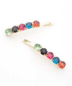 I need these pretty bobbi's to jazz up my hair when I'm having an uninspired outfit day!