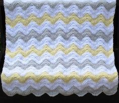 Resultado de imagen para Crochet blanket young boy nature yellow