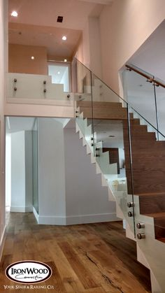 Glass and stainless steel systems are designed through our custom staircase services. This staircase is made of solid marine grade stainless steel and thick glass panels. These unique components bring a modern look and feel to any home. We offer parts, install services, and custom components throughout Texas. Click the image for more information.
