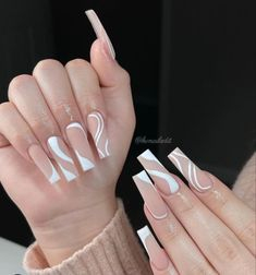 Short Square Acrylic Nails, Acrylic Nails Coffin Short, Simple Acrylic Nails, Best Acrylic Nails, Coffin Nails, Edgy Nails, Swag Nails, Drip Nails, Acylic Nails