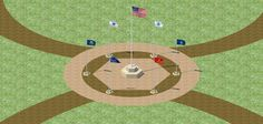 Veterans Monuments Flagpole Base Memorials | Six Sided Military Monument Under $20,000.